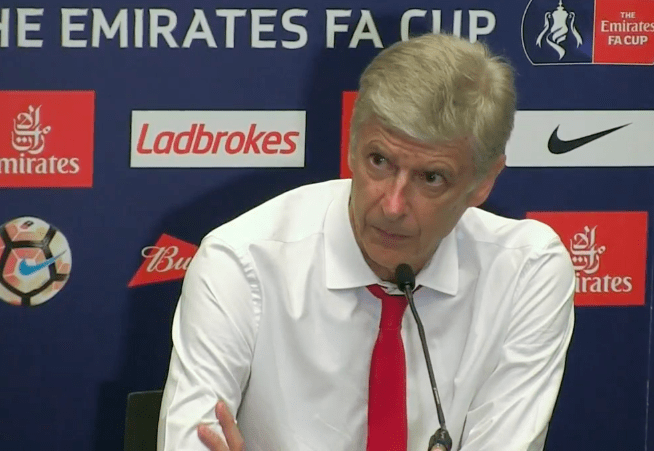 Arsene Wenger On His Future: I'm An Adult & Will Accept What Happens