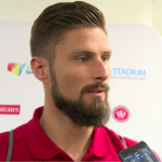 Olivier Giroud: I Am Still An Arsenal Player, For The Moment