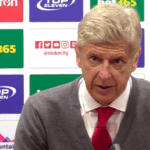 """""""We Don't Get Penalties"""" - Arsene Wenger Takes Aim At Officials After Stoke City Defeat"""