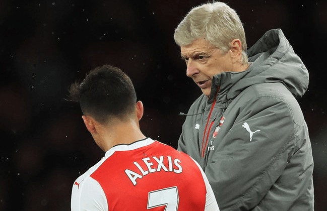"""There's No Disguised Attitude"" - Arsene Wenger Dispels Alexis Sanchez Conspiracies"