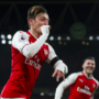 Arsenal 5-0 Huddersfield: Wenger Hails Mesut Ozil's Fighting Spirit After Stunning Display