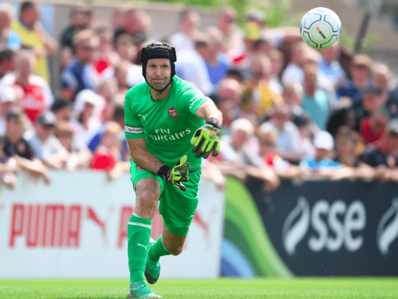 Ex-Arsenal Defender Urges Unai Emery To Give Petr Cech More Time