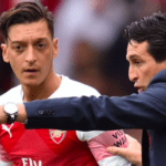 Mesut Ozil Looking To Outlast Unai Emery And Will Not Be Forced Out - Report