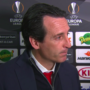 Unai Emery: We Lost Control After The Red Card