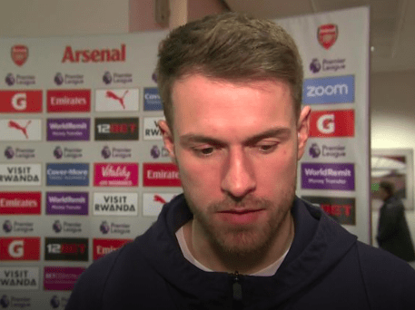 Aaron Ramsey Calls For Patience As Unai Emery's Arsenal Takes Shape