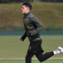 Images: Arsenal Boost As Granit Xhaka & Laurent Koscielny Resume Training Ahead Of Napoli Clash