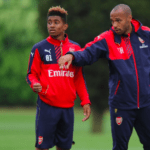 Reiss Nelson Reveals The Advice He Received From Gunners Icon Thierry Henry