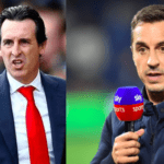 "Gary Neville: Unai Emery Has Done ""Brilliant"" Job To Have Arsenal In Top-Four Contention"