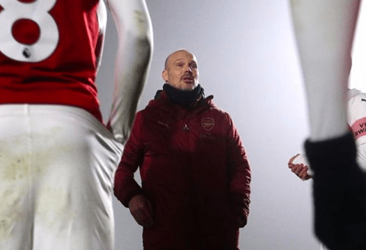 Report: Freddie Ljungberg Set To Replace Steve Bould In First-Team Set-Up