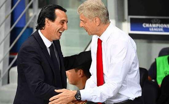 Arsene Wenger Sounds Unai Emery Warning: Playing Attractive Football Is A Responsibility At Arsenal
