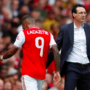 Alexandre Lacazette: Nobody Was Calling For Unai Emery's Head During Unbeaten Run