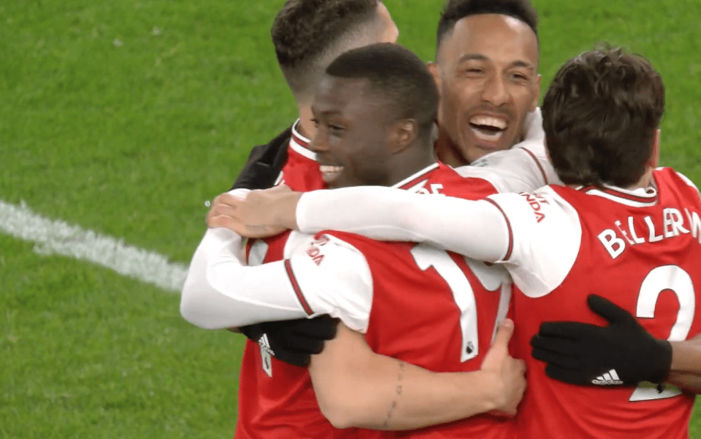 Official Highlights: Arsenal 4-0 Newcastle United - Gunners Turn On The Style After Winter Break