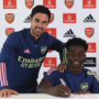 """Arsenal Is My Team"" – Bukayo Saka Reacts To Signing New Long-Term Contract"