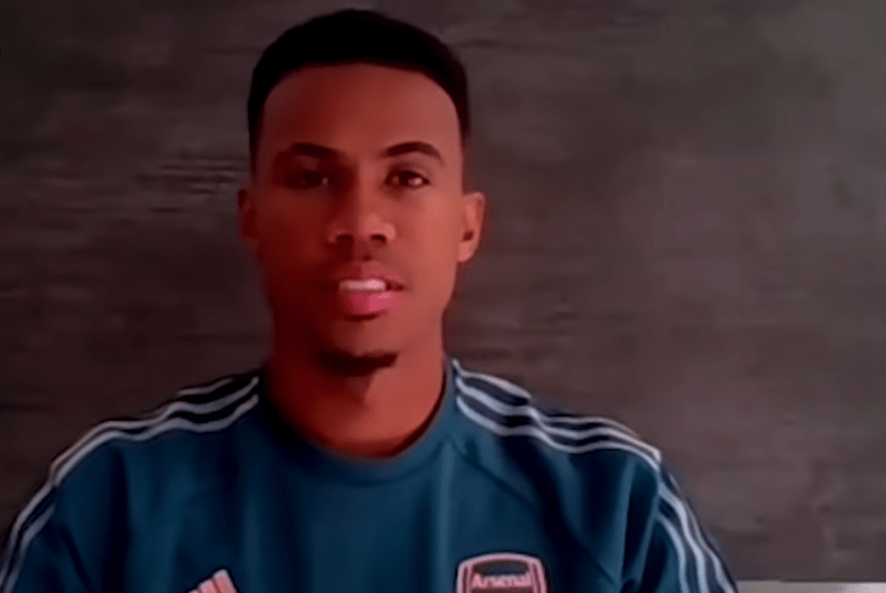 Gabriel Magalhaes: Arsenal Fans Sending Me Messages Convinced Me To Join