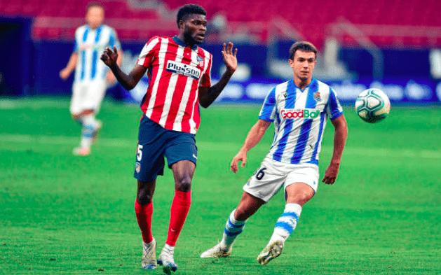 'Arsenal Want Thomas Partey & Have Held Houssem Aouar Talks', Says David Ornstein