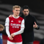 "Martin Odegaard Eager To Learn From ""Incredible"" Arteta"